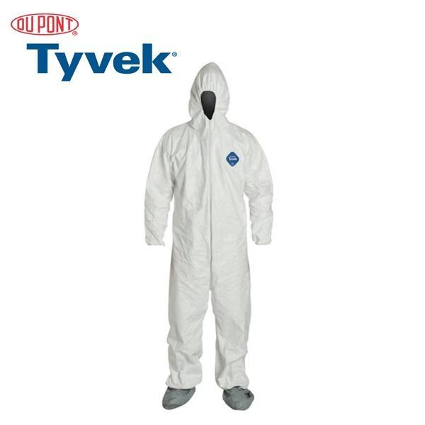 Quần áo chống hóa chất Hàn Quốc Dupont Tyvek