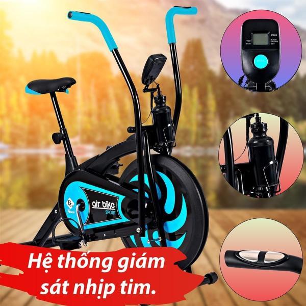 Bảng giá BG - Xe đạp tập thể dục Air bike Mẫu 8701 của năm 2020