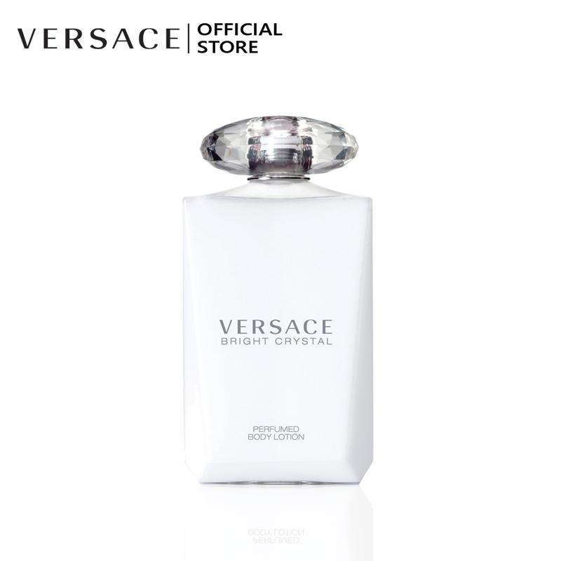 Dưỡng thể Nước hoa Versace Bright Crystal Perfumed Body Lotion 200ML