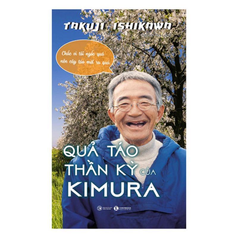 Mua Sách - Quả Táo Thần Kỳ Của Kimura