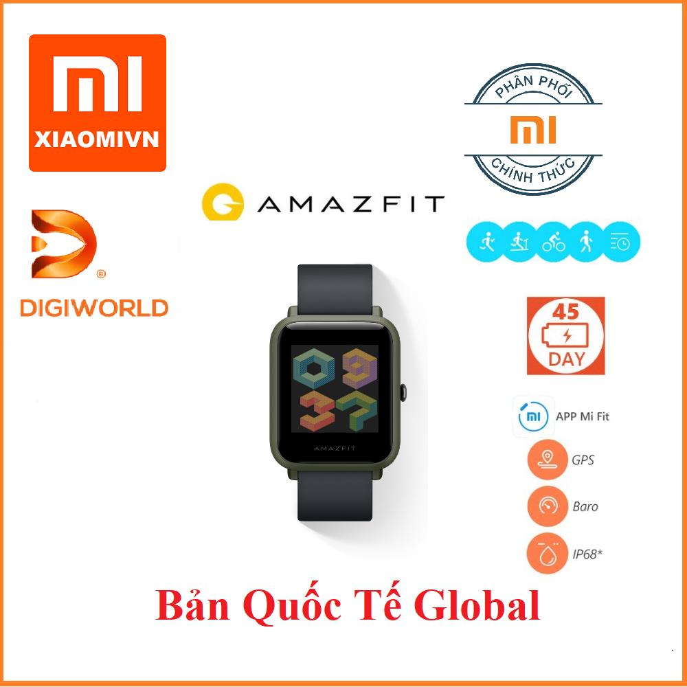 Đồng hồ thông minh Xiaomi Amazfit Bip  - Chính hãng Digiworld