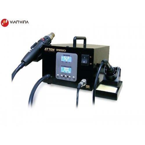 Mày khò và hàn ATTEN AT8502d (Màn hình LCD)
