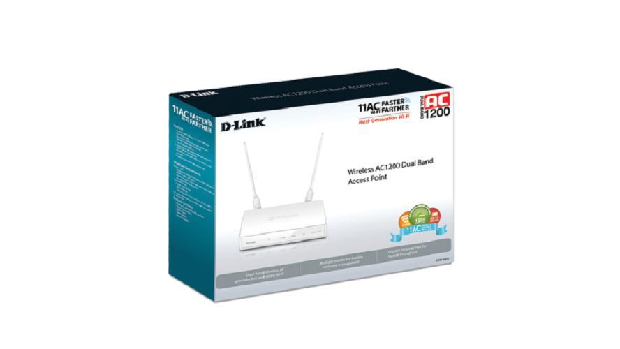 Wireless Access Point AC1200 D-Link DAP-1665