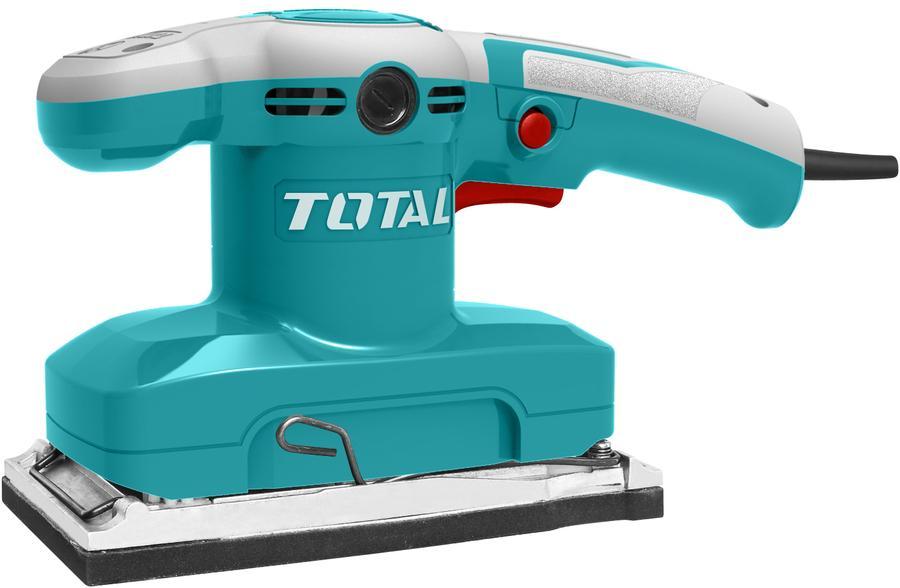 Máy chà nhám chữ nhật 320W Total TF1301826