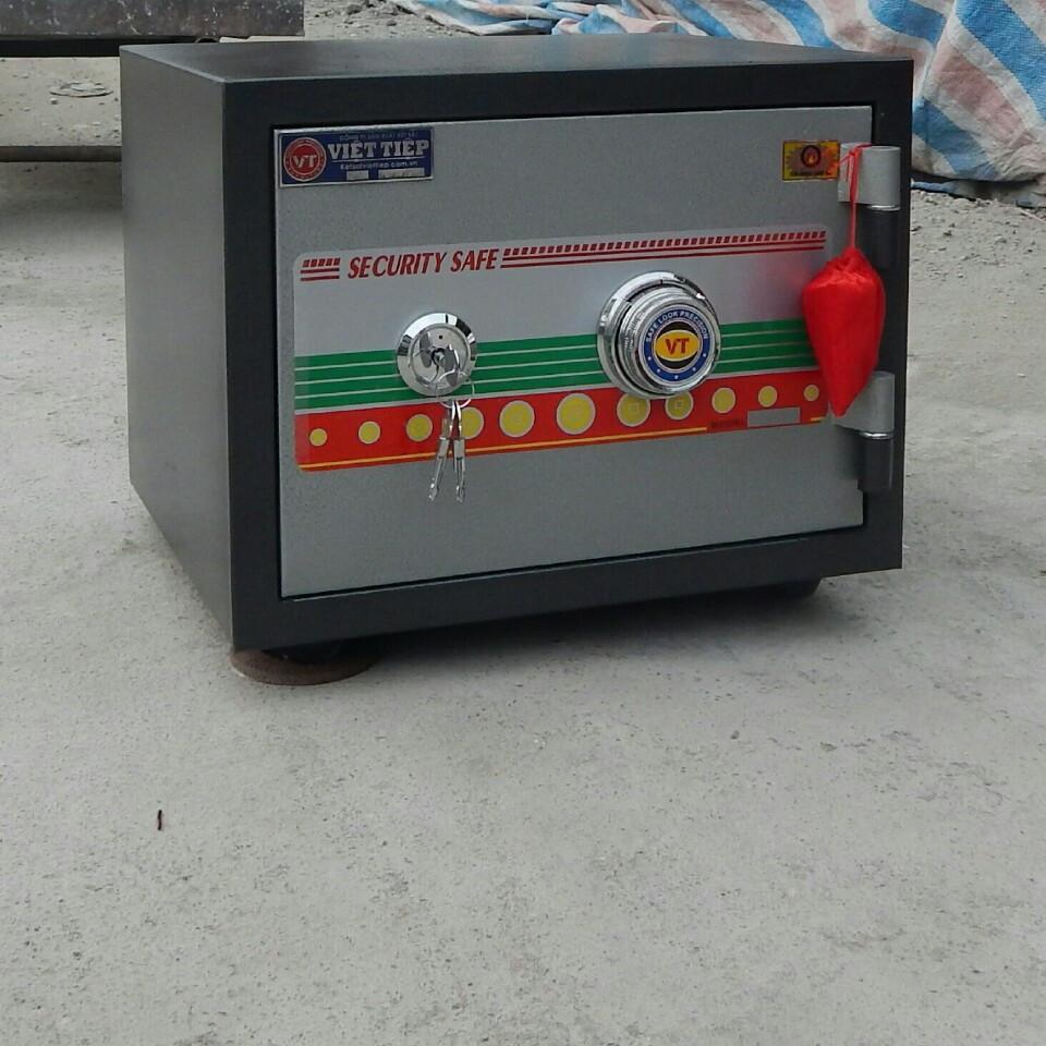 Két sắt Việt Tiệp VC38 mini khóa cơ giá rẻ