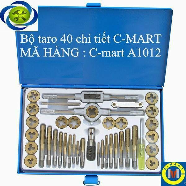Bộ taro răng C-mart A1012 40 chi tiết
