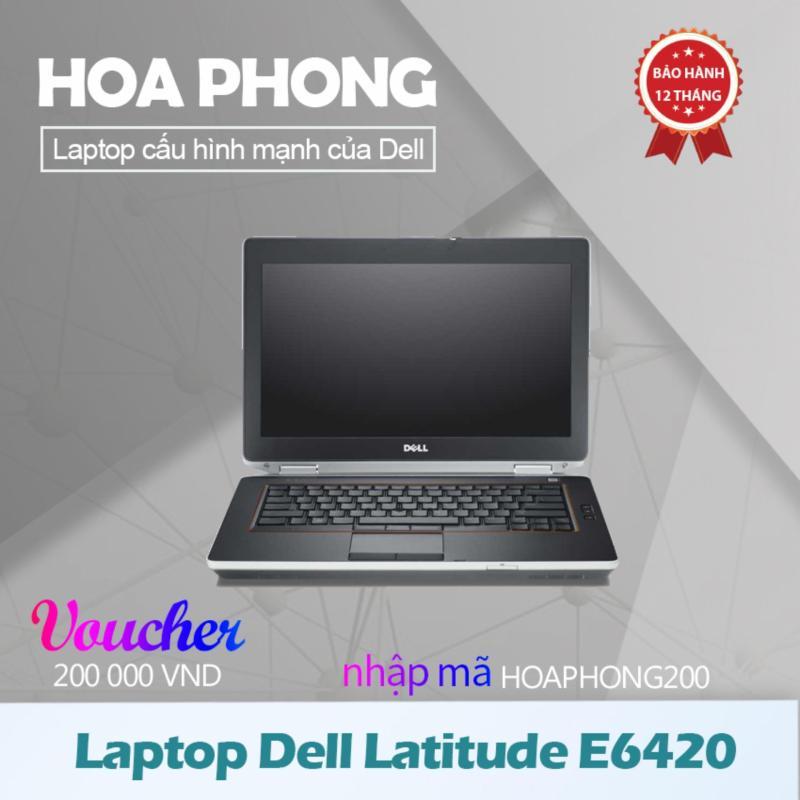 Laptop Dell Latitude E6420 Core i5 2520 /4G /HDD 250G/VGA HD/Màn 14 inch - Hàng nhập khẩu