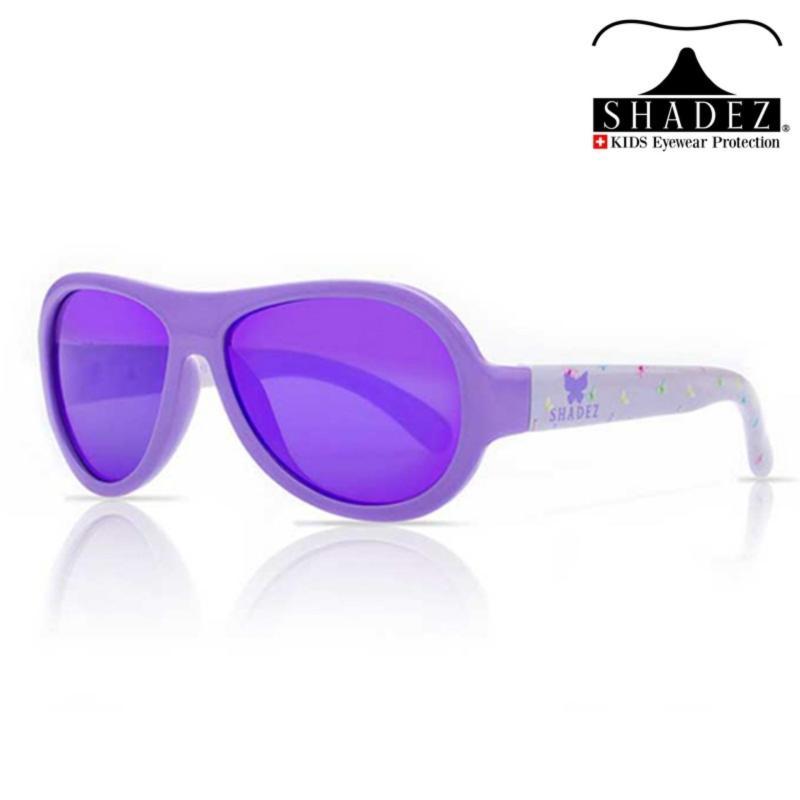 Mua Kính chống tia cực tím trẻ em SHADEZ - Butterfly Purple, 3-7 tuổi