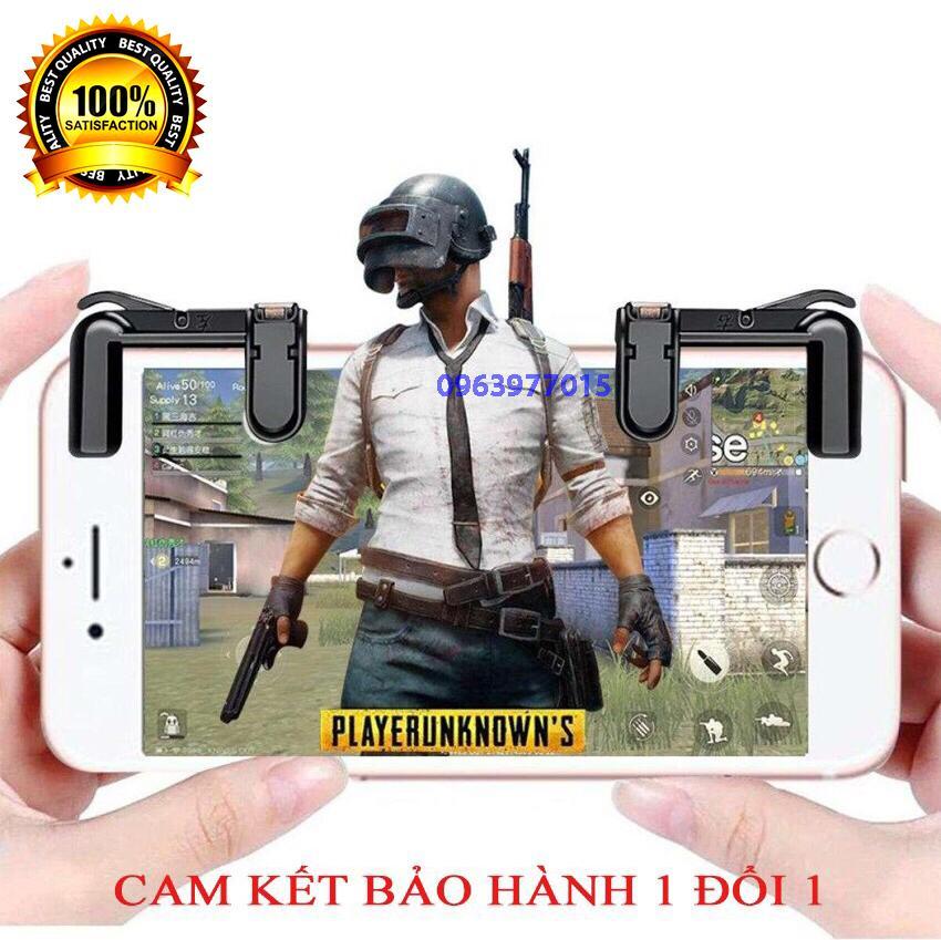 [Hot 2018] Bộ 2 Nút Bấm Chơi Game C9 K01 Hỗ Trợ Chơi Pubg Mobile, Ros Mobile, Ipad - Thế hệ F3 (Nút cơ)