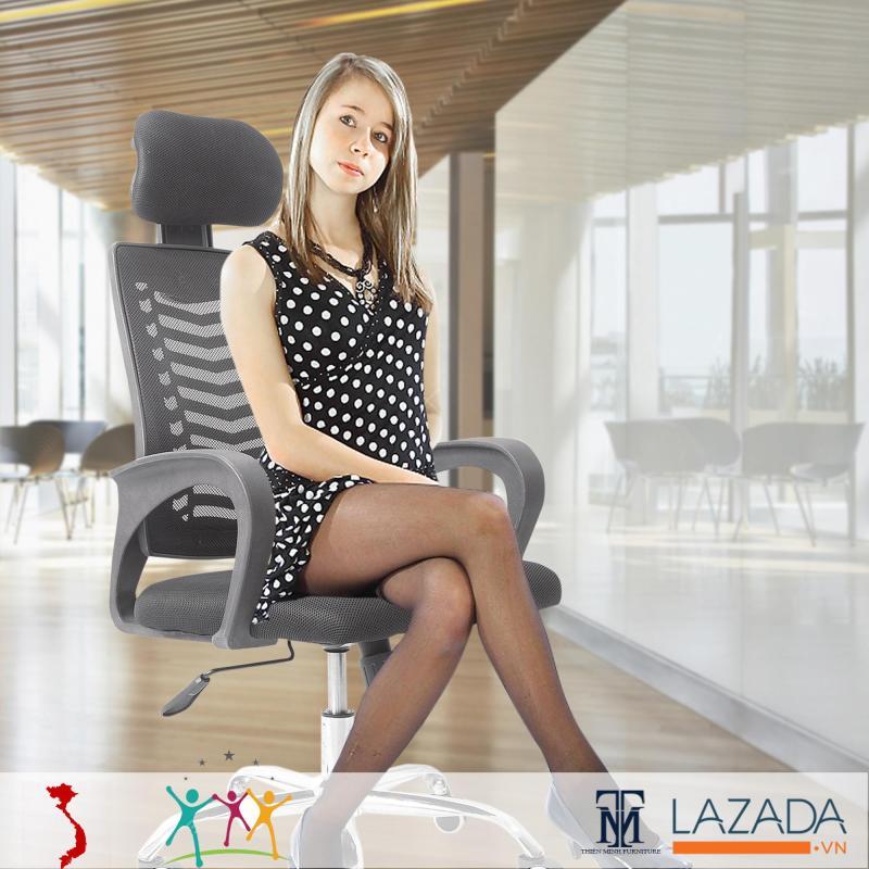 [Cộng đồng mạng chứng nhận]  Model EB2 là Ghế Xoay Làm Việc tuyệt vời hiện nay - EB2 Normaline Thiên Minh Furniture giá rẻ