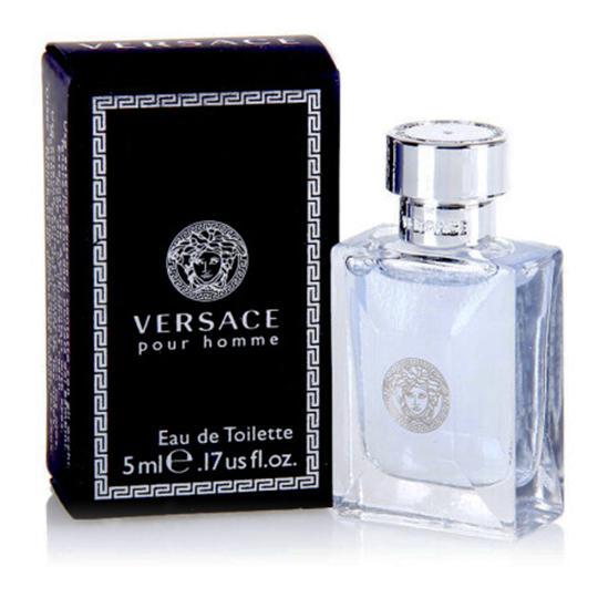 Nước hoa nam V.E.R.S.A.C.E Pour Homme Eau De Toilette 5ml