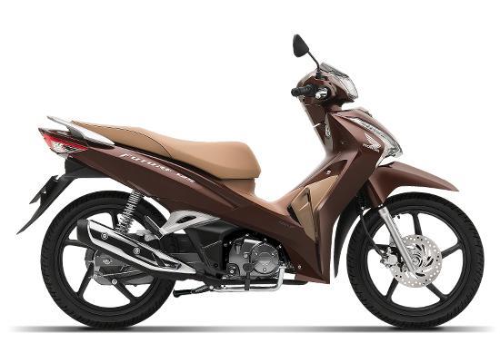 Xe số Honda Future Fi mâm 2018 - Nâu Vàng Đồng
