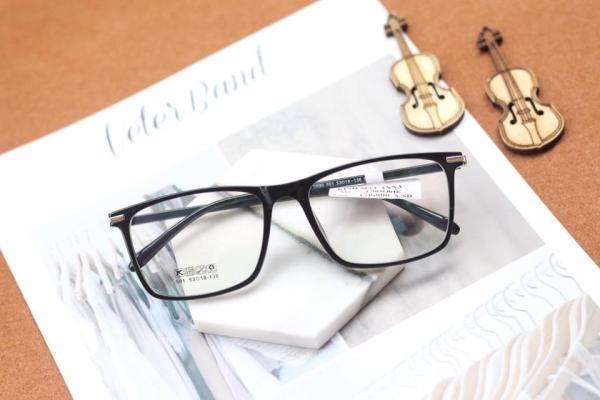 Giá bán kính giả cận thời trang cao cấp mắt to nam nữ