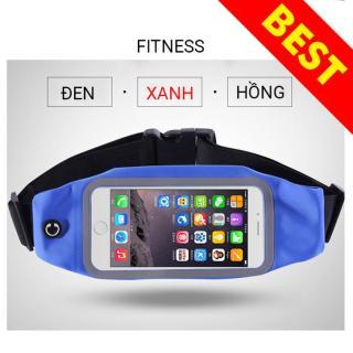 Đai chạy bộ, đeo bụng cho điện thoại mặt trong (Có cảm ứng) thumbnail