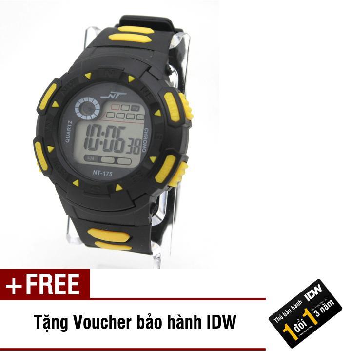 Nơi bán Đồng hồ điện tử trẻ em IDW 7901 (Nhiều màu lựa chọn) + Tặng kèm voucher bảo hành IDW