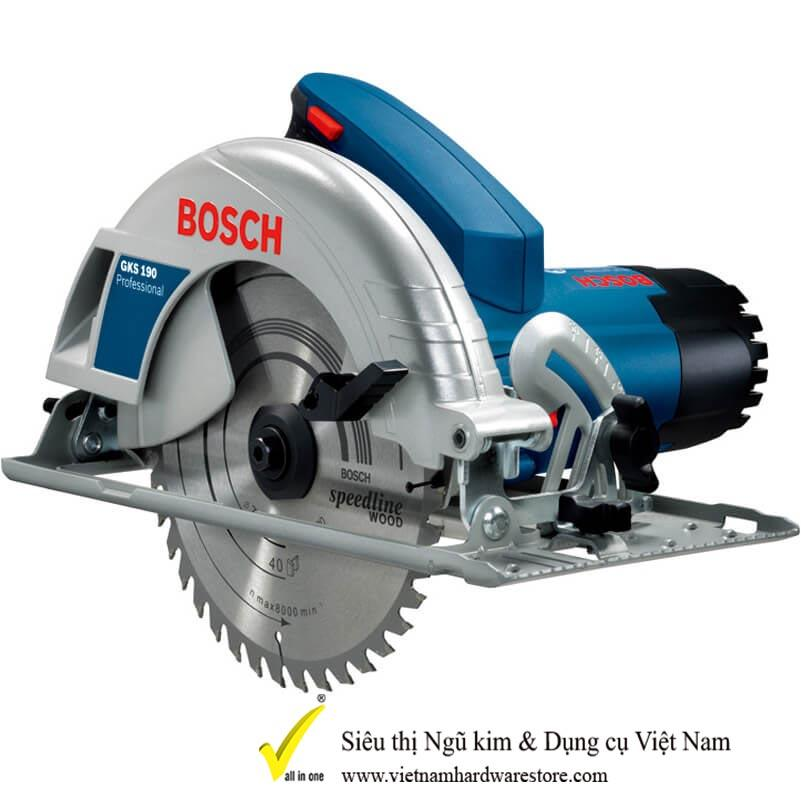 Máy cưa đĩa GKS 190, 06016230K0, Bosch