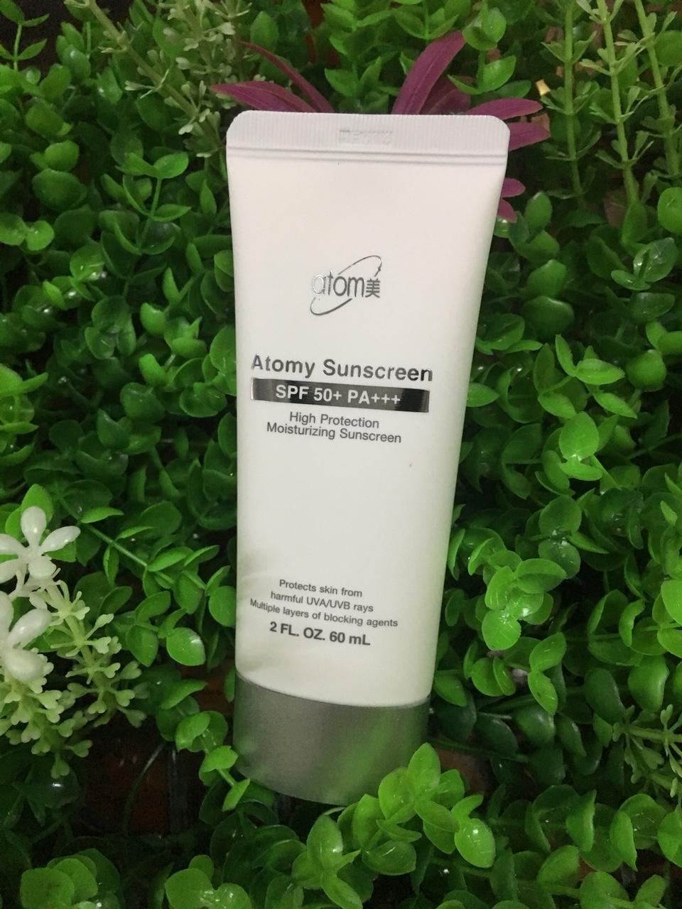 Kem chống nắng Suncream nhập khẩu