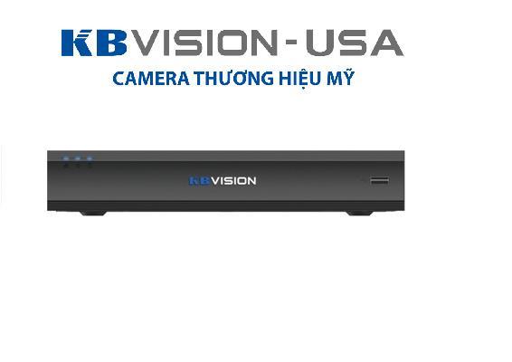 Đầu ghi hình Mini HD 4 kênh 5 in 1 KBVISION KX-A7104SD6