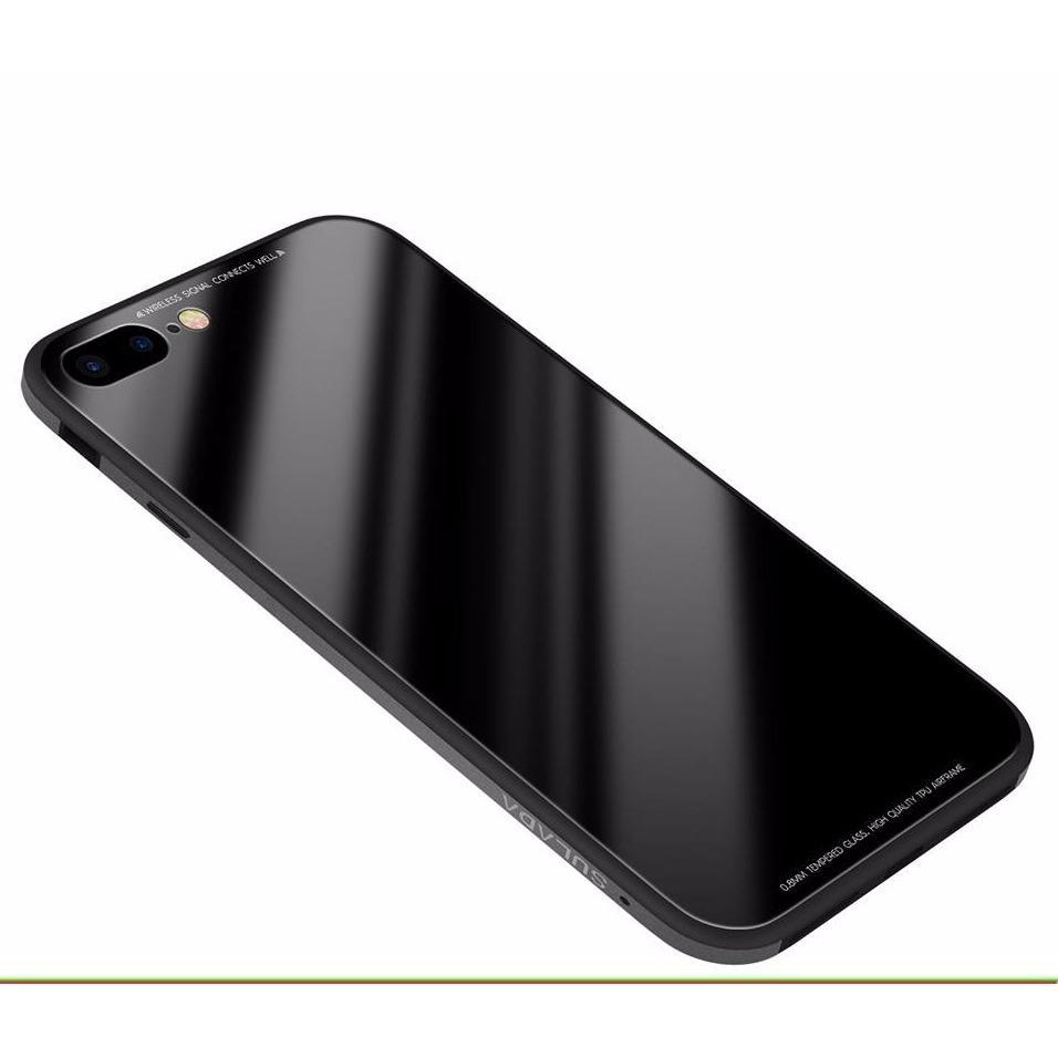 Chiết Khấu Ốp Gương Sulada Mặt Kinh Cường Lực Cho Iphone 7 Plus 8 Plus Oem