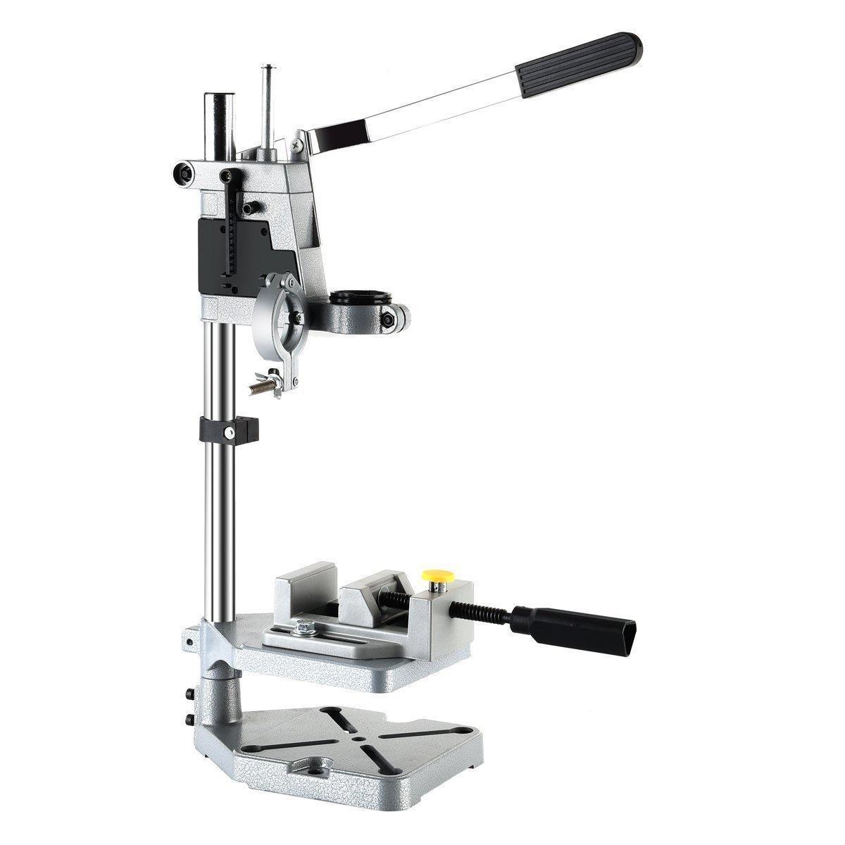 TZ-6102 - Chân đế máy khoan bàn dùng cho máy khoan  cầm tay  có ê tô đi kèm