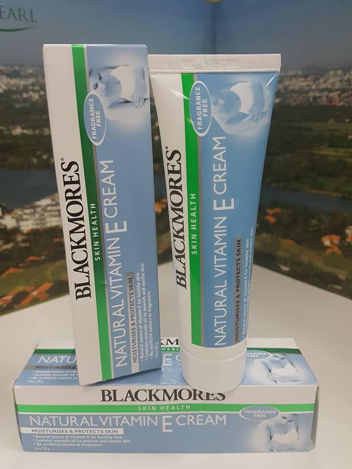 Blackmores Vitamin E Cream 50G tốt nhất