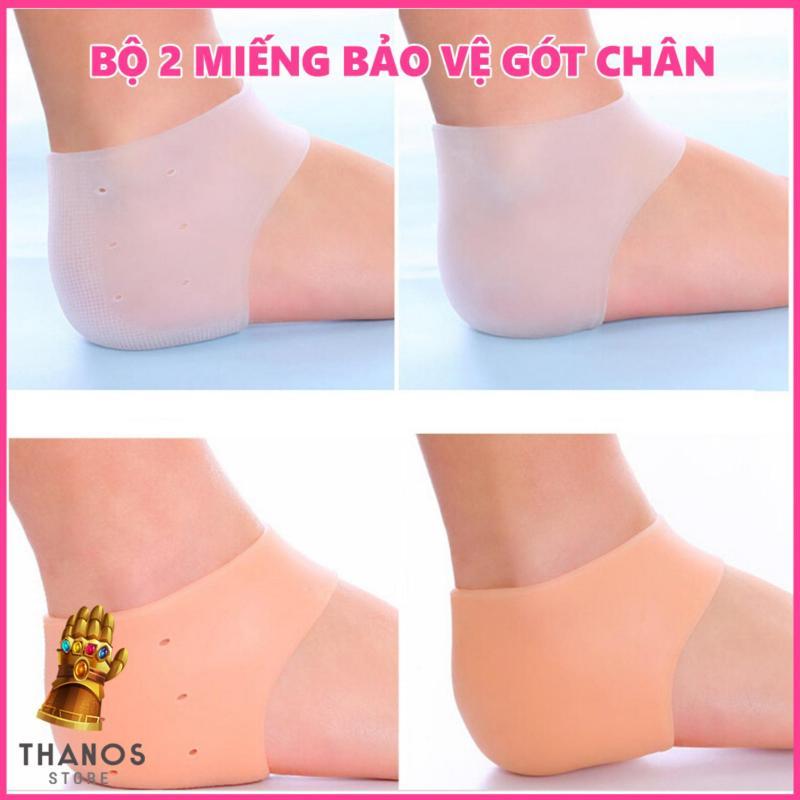 Bộ 2 miếng bảo vệ gót chân  - Thanos Store cao cấp