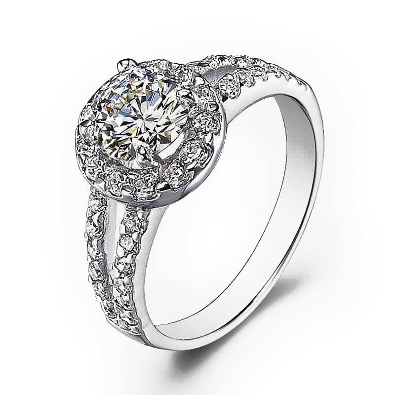 nhẫn nữ BẠC HIỂU MINH nu462 bạc ta