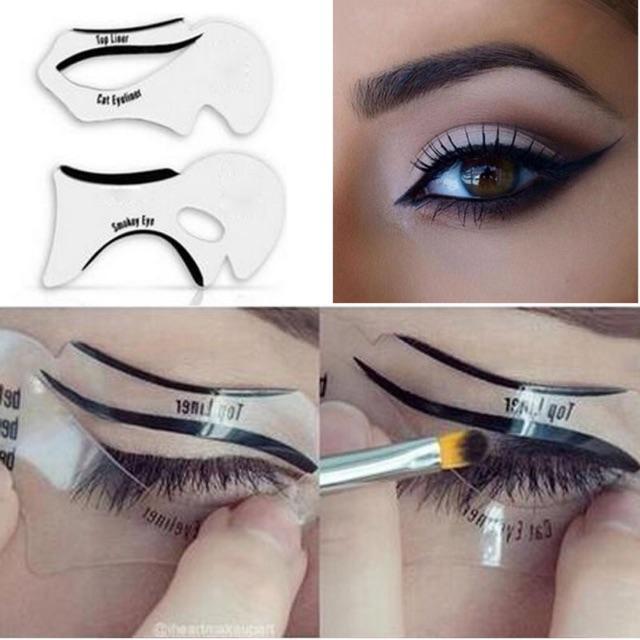 Khuôn Kẻ Mí Eyeliner Và Tô Bầu Mắt tốt nhất
