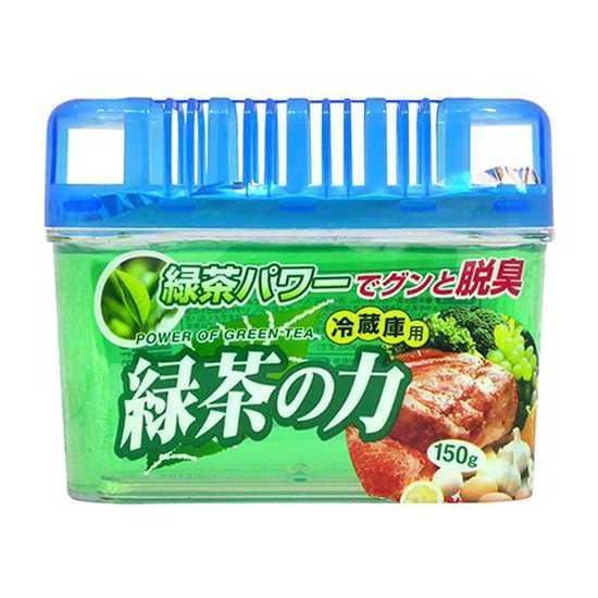 Combo 2 Hộp khử mùi tủ lạnh hương trà xanh (hàng Nhật nội địa)
