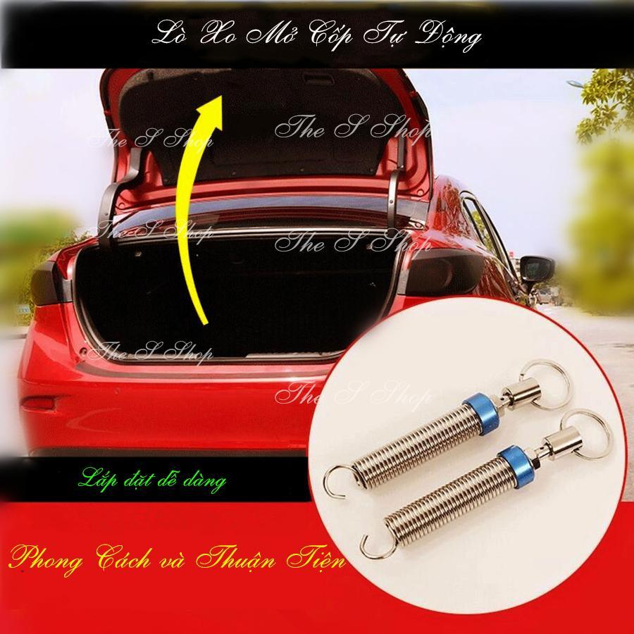 Bộ Lò Xo mở cốp ô tô tự động
