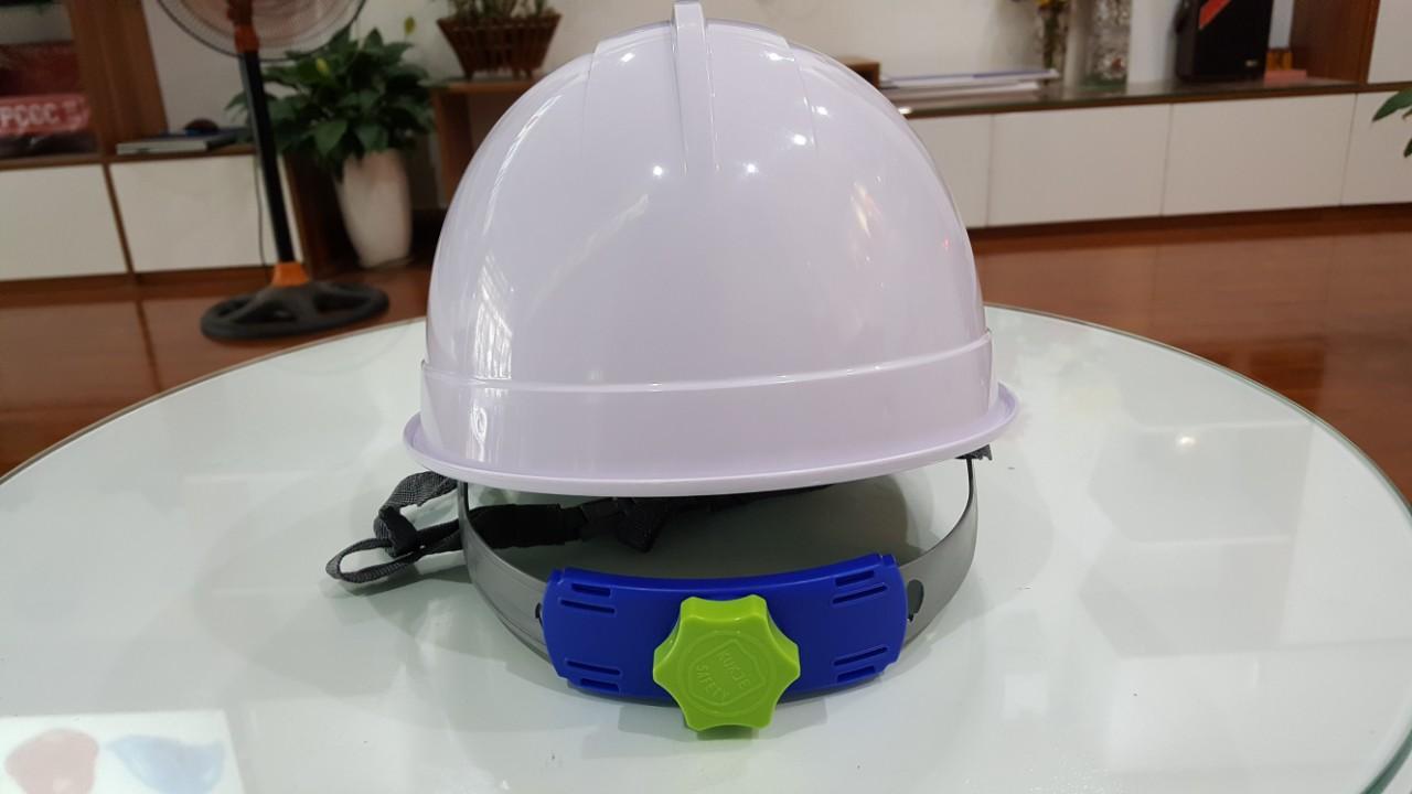 Mũ bảo hộ lao động Kukje (hình thật)