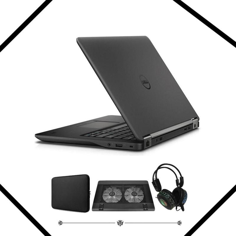 Laptop Dành cho Doanh Nhân Dell Latitude E7450 (i7-5600U, 14inch, 4GB, HDD 2TB) + Bộ Quà Tặng