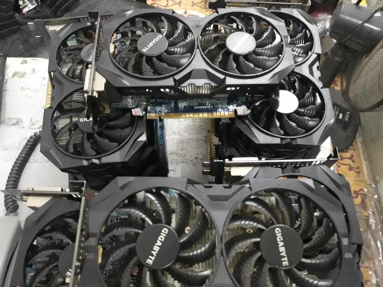 Hình ảnh VGA GTX 750TI 2G D5 DUAL FAN