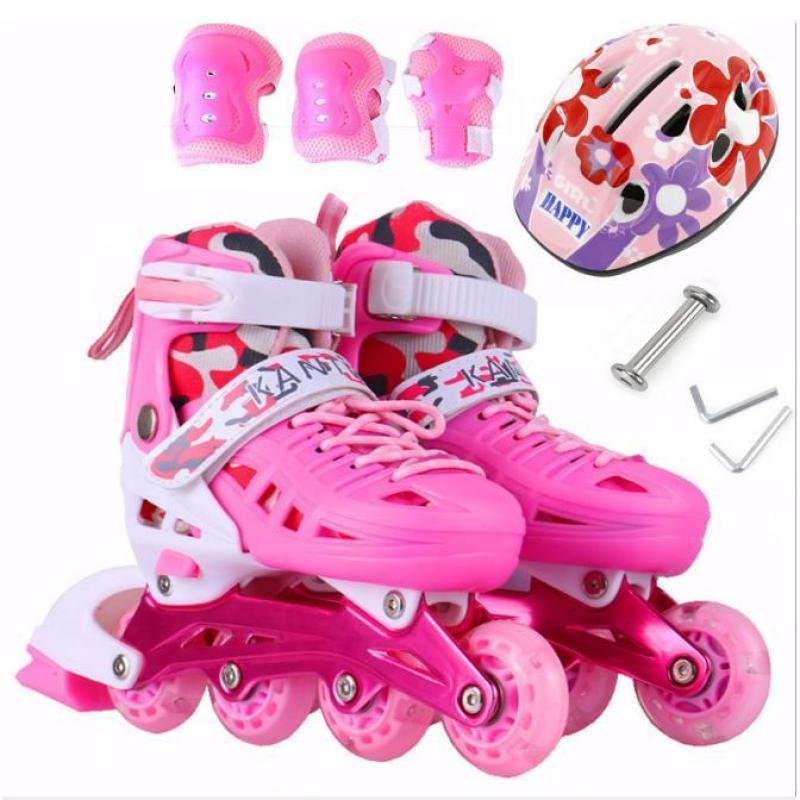 Phân phối Giày trượt Patin trẻ em + Tặng kèm đồ bảo hộ