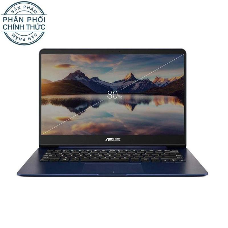 Laptop Asus Zenbook UX430UA-GV334T 14inch Windows 10 (Xanh dương) - Hãng Phân Phối Chính Thức