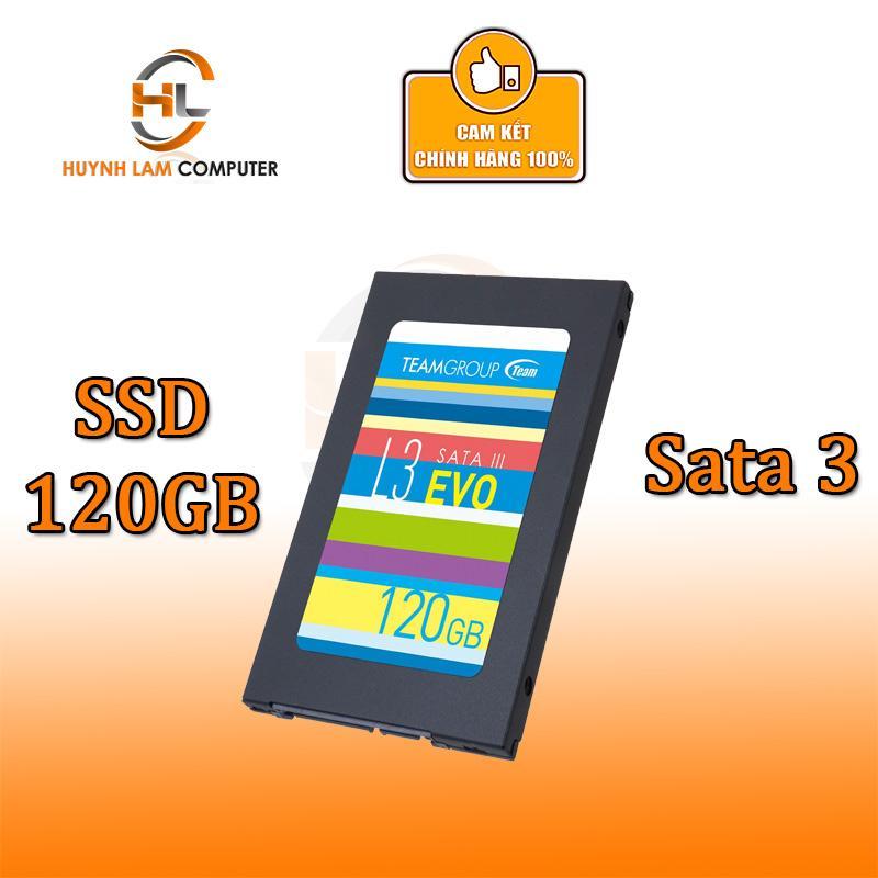 Hình ảnh SSD 120GB Team chính hãng Network Hub phân phối