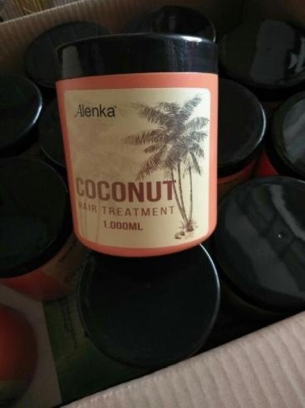 Hấp Dầu Tinh Chất Dừa Alenka 1000ml nhập khẩu