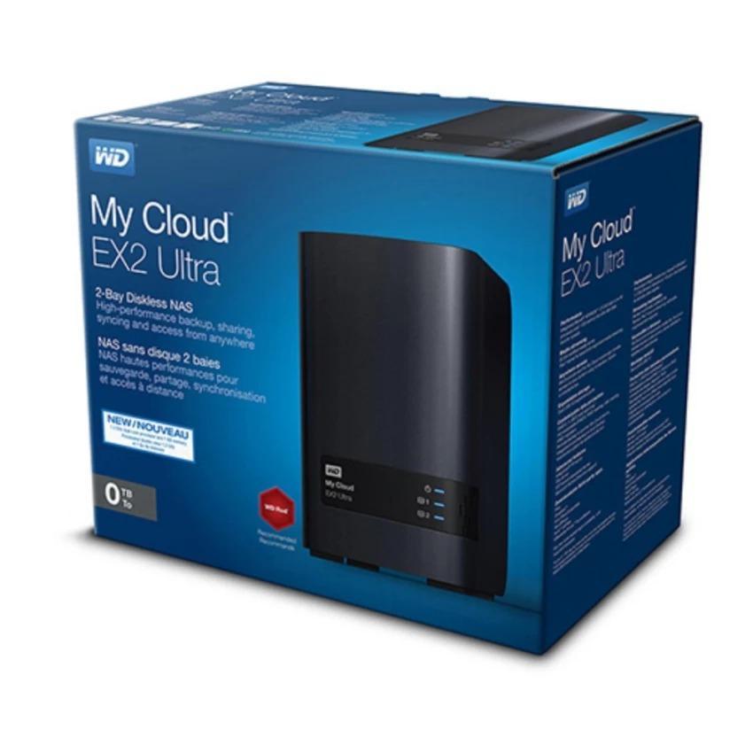 Hình ảnh Ổ cứng WD My Cloud EX2 Ultra - 0TB