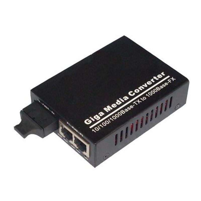 Bảng giá Converter quang 2 sợi (HÀNG ĐÃ QUA SỬ DỤNG) - Bộ chuyển tín hiệu dây Quang ra dây LAN Phong Vũ