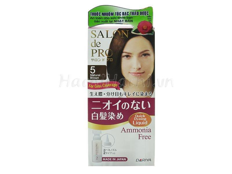 Thuốc Nhuộm Tóc Salon De Pro Nhật Bản (Hồng) cao cấp