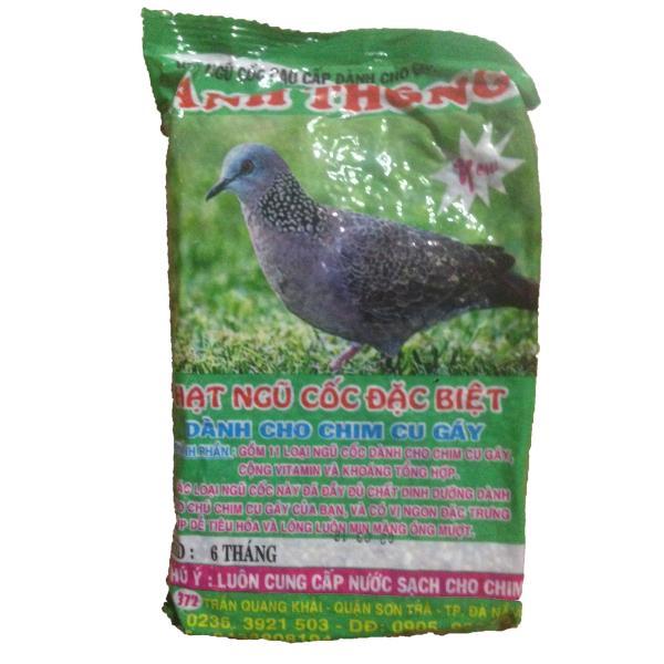 Hạt Ngũ Cốc Chim Cu Gáy Anh Thông 300g - Thức Ăn Chim