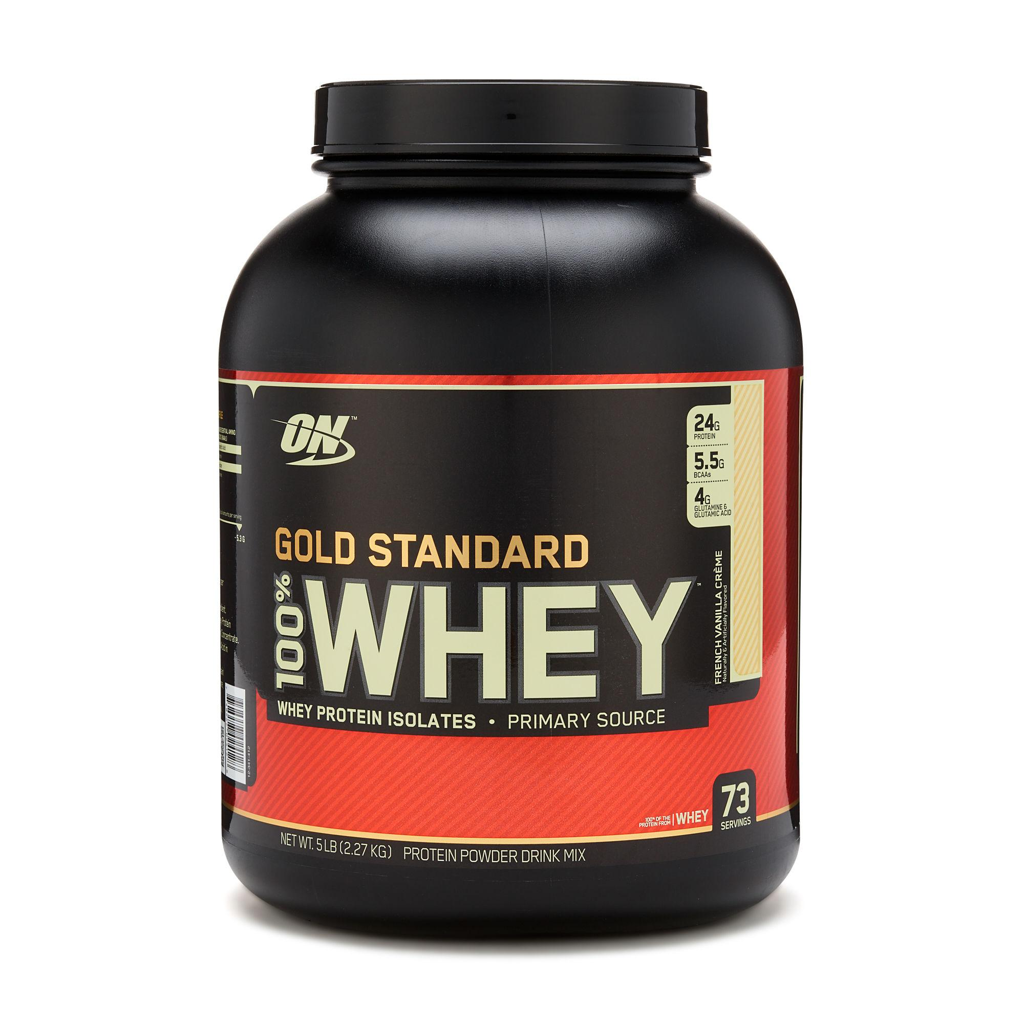 Thực Phẩm Bổ Sung Protein Optimum Nutrition Whey Gold Standard 5Lbs Giá Rẻ Nhất Thị Trường