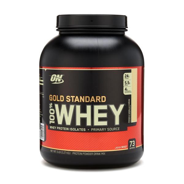 Thực phẩm bổ sung Protein Optimum Nutrition Whey Gold Standard 5Lbs giá rẻ
