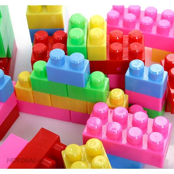 Hình ảnh Bộ lắp ghép nhựa cao cấp 56 chi tiết