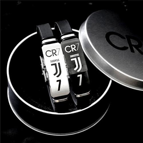 Vòng đeo Tay Cristiano Ronaldo - JUVENTUS  Phiên Bản đặc Biệt (Cao Cấp) Giảm Cực Sốc