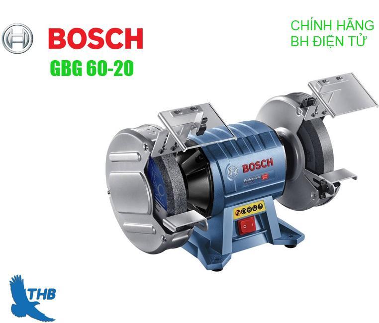 Máy mài bàn Bosch GBG 60-20