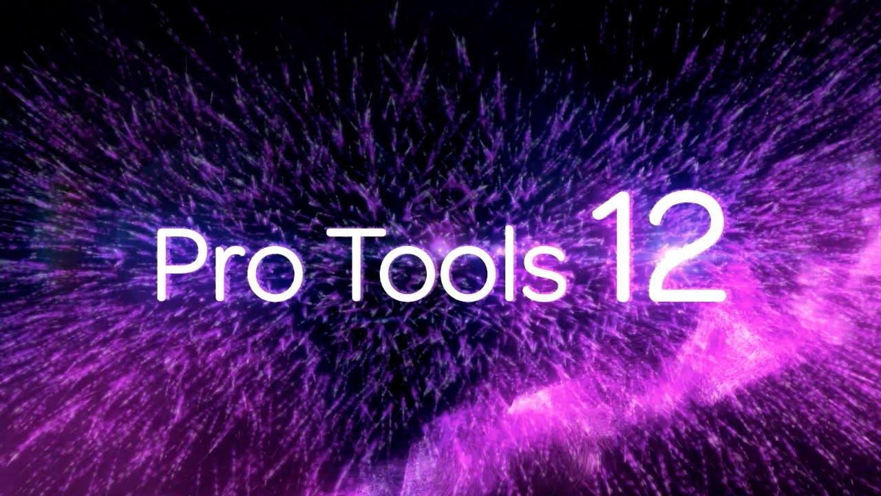 Hình ảnh Avid Pro Tools 12