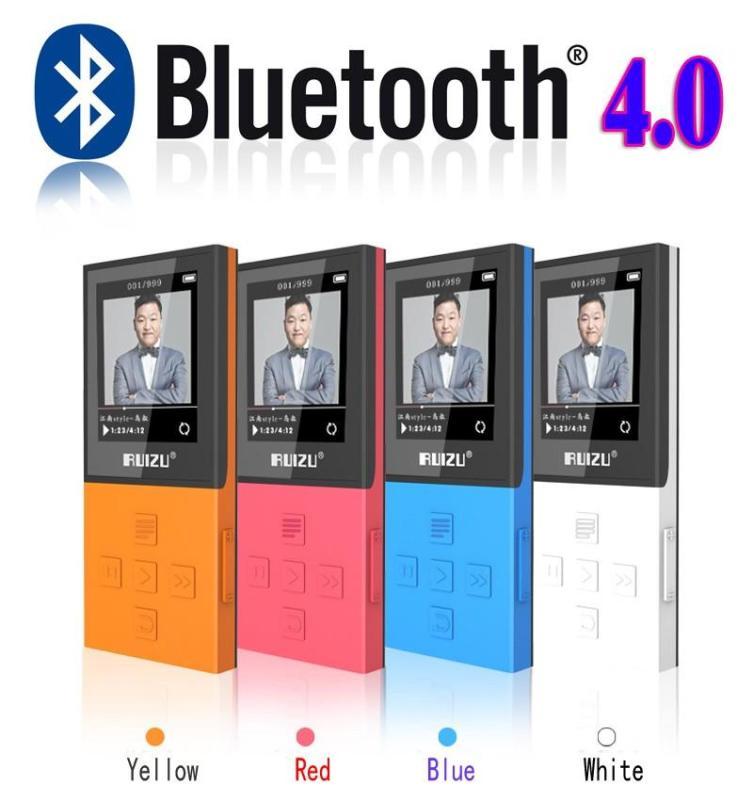 Máy nghe nhạc bluetooth lossless Ruizu X18 (Xanh) [Công ty phân phối]