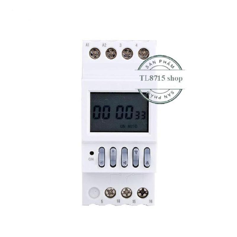 Công tắc hẹn giờ chu kỳ tháng công suất 16A/220v