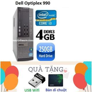 Đồng Bộ Dell Optiplex 990 (Core i3 2100 4G 250G ) - Hàng Nhập Khẩu thumbnail